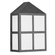 Outdoor Basics 2 Light Flush Mount