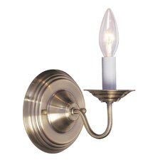 Williamsburgh 1 Light Wall Sconce