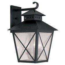 Montgomery 3 Light Wall Lantern