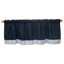 "Luke 54"" Curtain Valance"