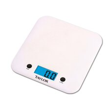Slim Electronic Kitchen Scale
