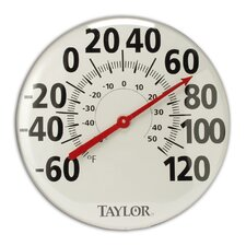 """18"""" Metal Thermometer"""