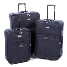 Voyager 3 Piece Travel Collection Luggage Set