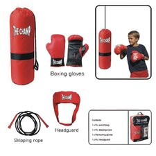 The Champ Deluxe Boxing Toy Set