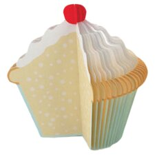 Memo Pad Cupcake (Set of 4)