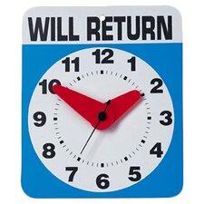 Will Return Clock