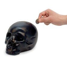 Coin Bank Skull