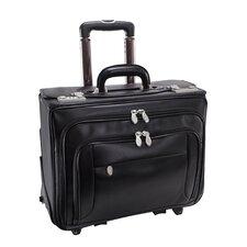 R Series Sheridan Laptop Leather Catalog Case