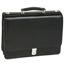 I Series Bucktown Leather Laptop Briefcase