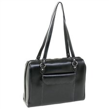 Limited Edition Series Glenview Leather Ladies' Laptop Tote Bag