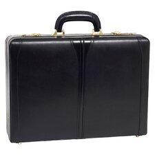 V Series Turner Leather Attache Case