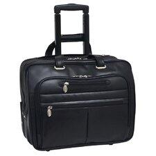 Wrightwood  Leather Laptop Catalog Case