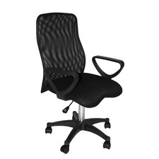 Comfort Mesh Conference Chair with Arms