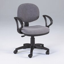 Stanford Mid-Back Office Chair with Arms