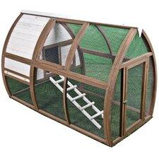 Backyard Charm Open Air Hutch