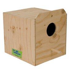 Cockatiel Nest Birdhouse