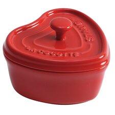 0.25-qt. Cast Iron Round Cocotte