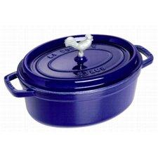 Coq Au Vin 5.75 qt. Cocotte in Dark Blue