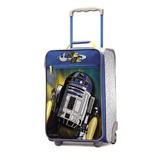 "Disney Star Wars R2D2 18"" Upright Suitcase"