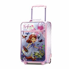 """Disney Sofia the First 18"""" Upright Suitcase"""