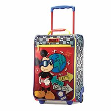 "Disney Mickey 18"" Upright Suitcase"