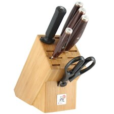 Artisan 7 Piece Knife Block Set