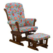 Gypsy Large Floral Glider