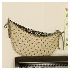 Raspberry Dot Toy Bag