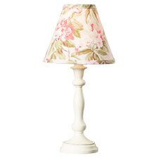 """Tea Party Standard 19"""" H Table Lamp with Empire Shade"""