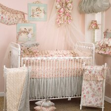 Tea Party 10 Piece Crib Bedding Set