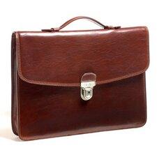 Italico Leather Briefcase