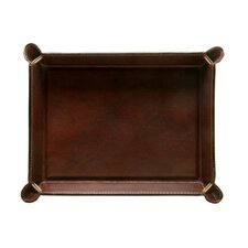 Italico Ultimo Grande Leather Accessory Tray