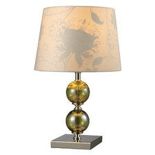 """Sharon Hill 16"""" H Table Lamp with Empire Shade"""