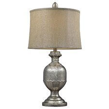 """Emma 29"""" H Table Lamp with Oval Shade"""