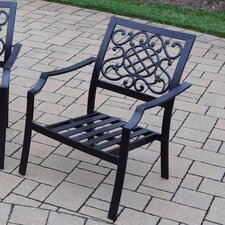 Stackable Deep Seating Chat Chair (Set of 4)
