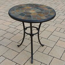 Stone Art Bistro Table