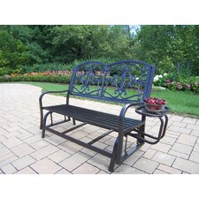 Lakeville Iron Garden Bench