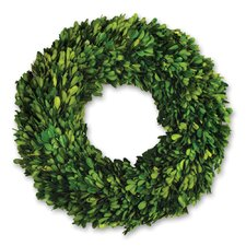 Preserved Greens Wreath (Set of 2)