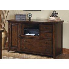 Leyton Credenza Desk