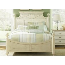 Ocean Isle Four Poster Bed