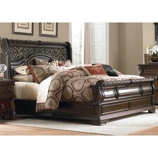 Arbor Place Sleigh Bed