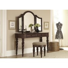 Arbor Place Vanity Set with Mirror