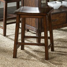 "Cabin Fever Formal Dining 24"" Bar Stool (Set of 2)"