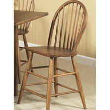 "Farmhouse Casual 23.5"" Bar Stool (Set of 2)"