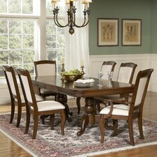Louis Philippe Counter Height Dining Table