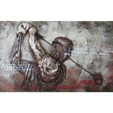Metal Artwork Kolve I Original Painting