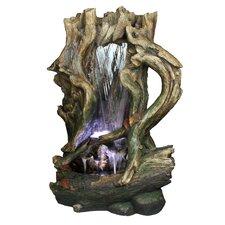 Tree Stump Fountain