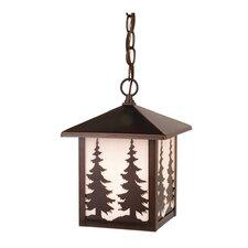Yosemite 1 Light Outdoor Hanging Lantern