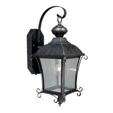 Sonnet 1 Light Outdoor Smart Wall Sconce