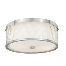 Vilo 2 Light Flush Mount